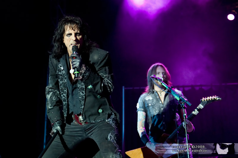 Alice Cooper & Jason Hook