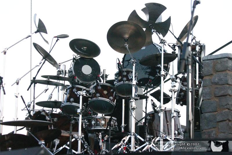 Vinnie Appice drums