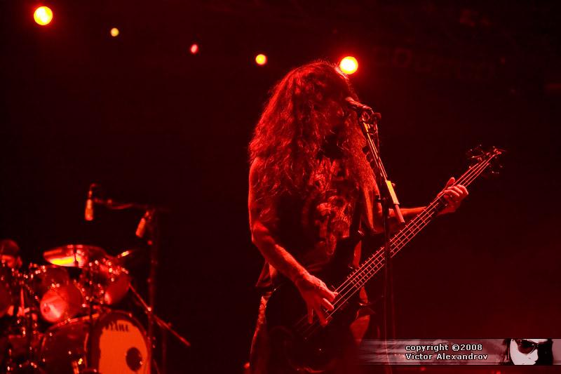 Tom Araya & Dave Lombardo