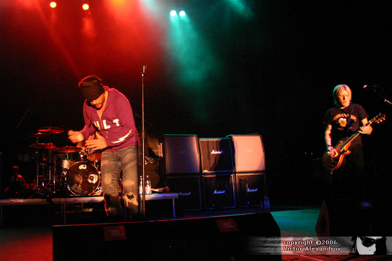 Ian Astbury & Billy Duffy