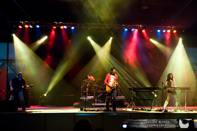 Paul Gilbert Band