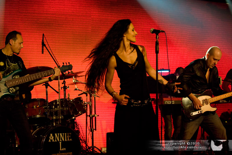 Ani Lozanova Band
