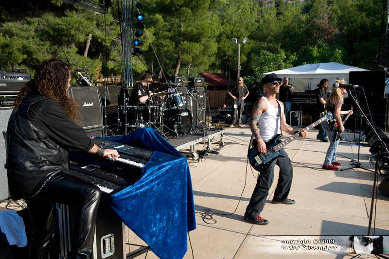 Lita Ford Band