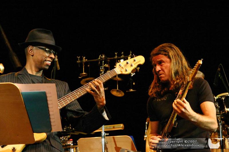 Mike Mondesir & Jean-Marie Ecay