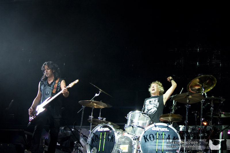 Pawel Maciwoda & James Kottak