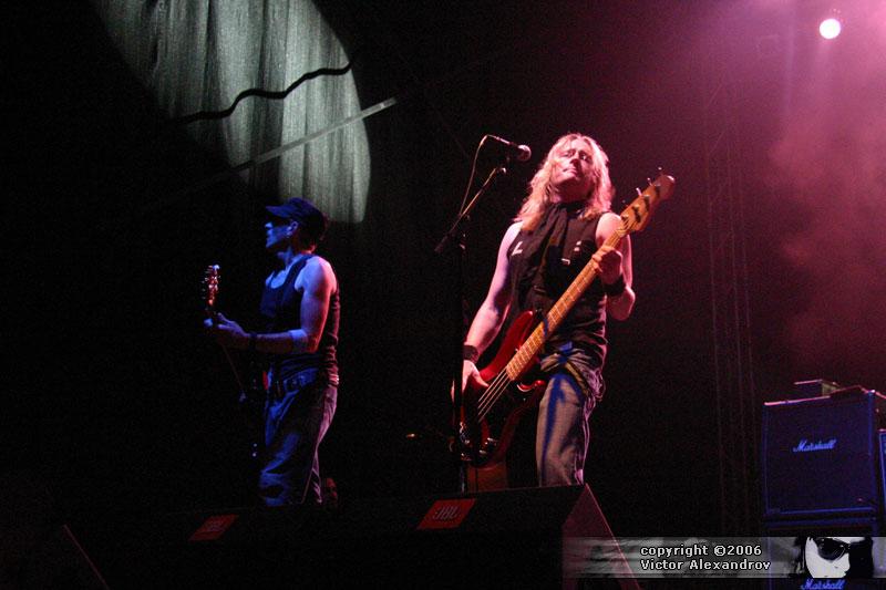 Bass & guitar