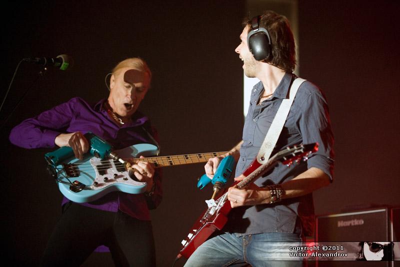 Billy Sheehan & Paul Gilbert