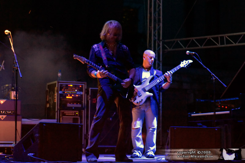 Marc Bonilla & Travis Davis
