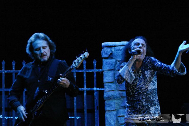 Geezer Butler & Ronnie James Dio