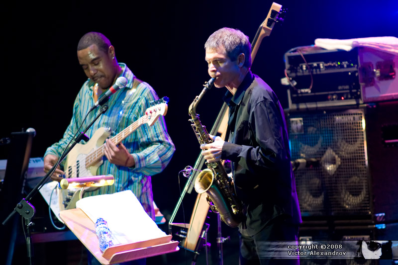 David Sanborn & Richard Patterson
