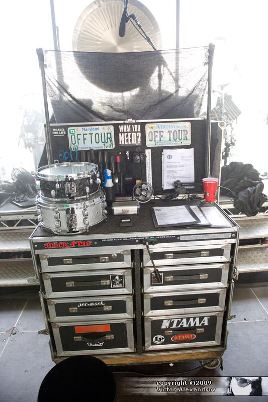 Drum tech world