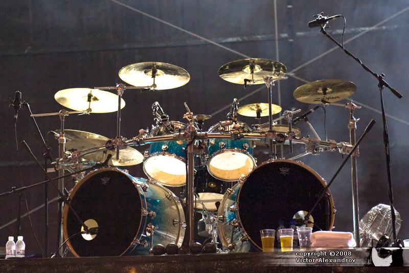 Whitesnake drums