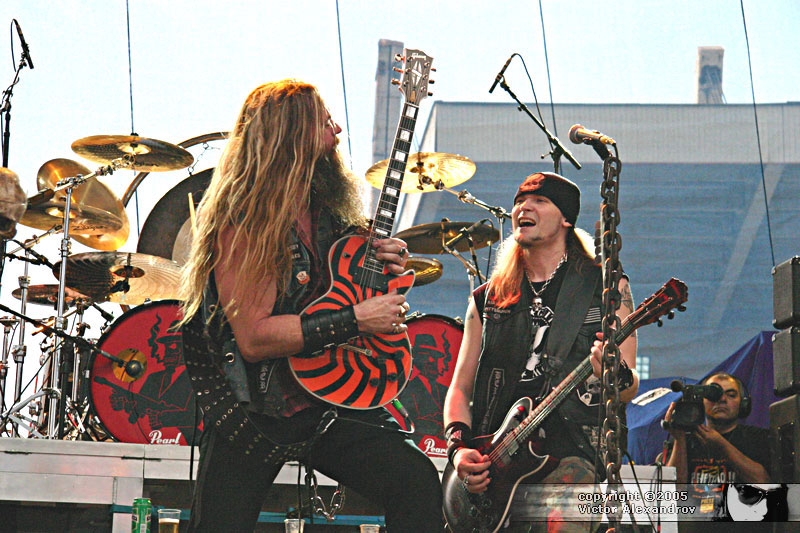 Zakk Wylde & Nick Catanese