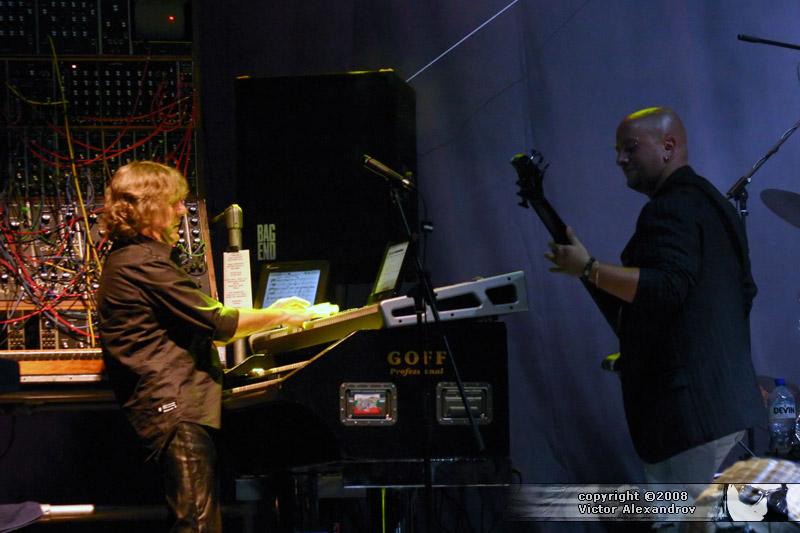 Keith Emerson & Travis Davis