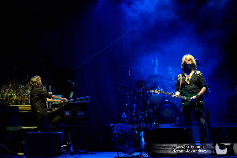 Keith Emerson, Marc Bonilla & Tony Pia