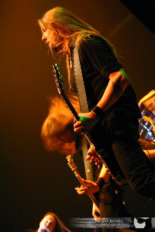 Esa Holopainen & Niclas Etelavuori