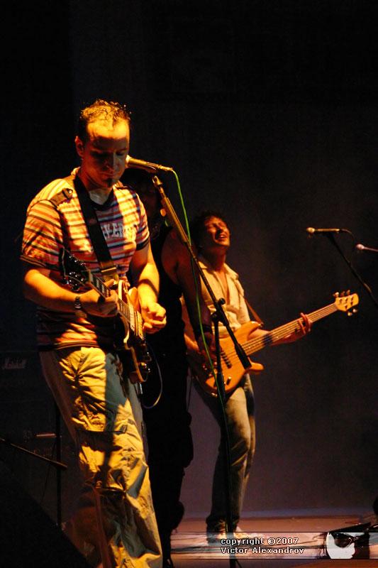 Jeff Scott Soto & G.R.A.S