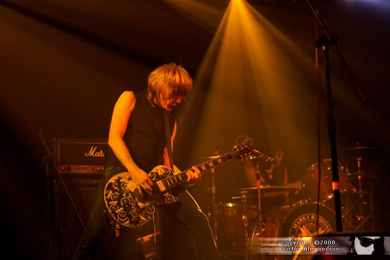 Alex Kane & Marky Ramone