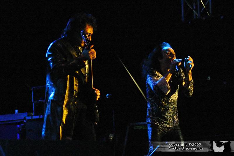 Tony Iommi & Ronnie James Dio