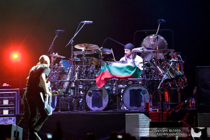 Jordan Rudess & Mike Portnoy