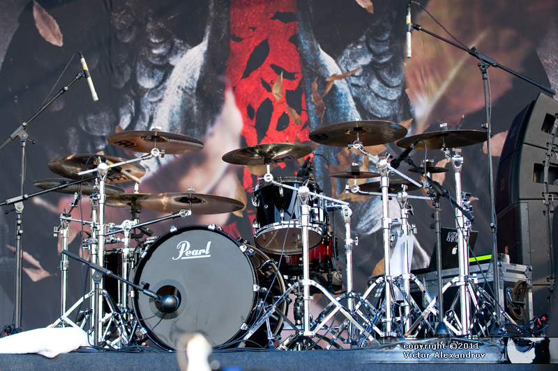 Katatonia drums