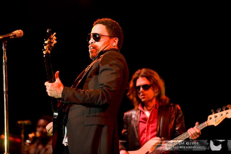 Lenny Kravitz & Jack Daley