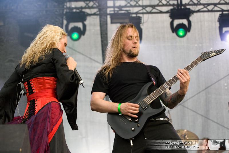 Liv Kristine & Sander van der Meer