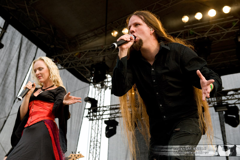 Liv Kristine & Alexander Krull