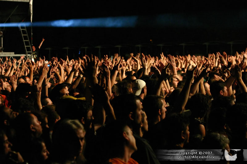 Manowar crowd