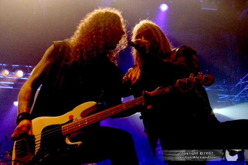 Markus Grosskopf & Andi Deris