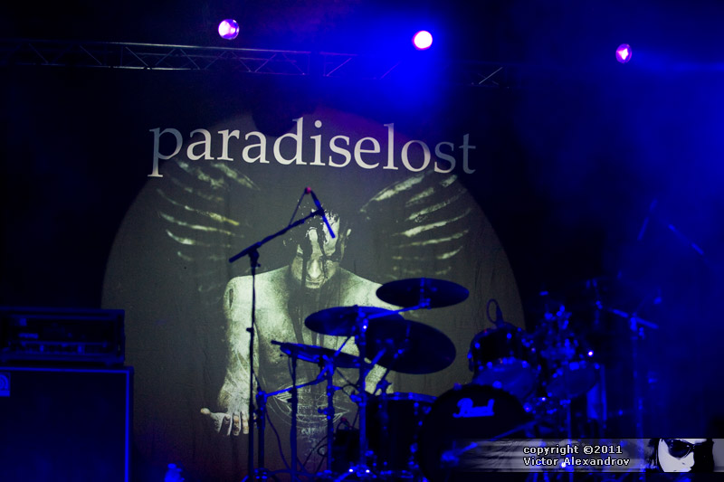 Paradise Lost backdrop