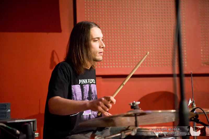 Max - drumset