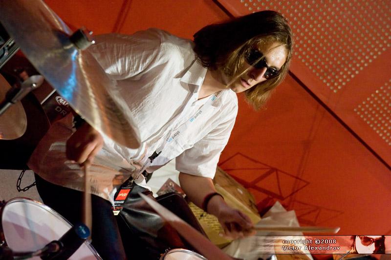 Vladi - drumset