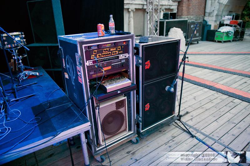 Bass rig
