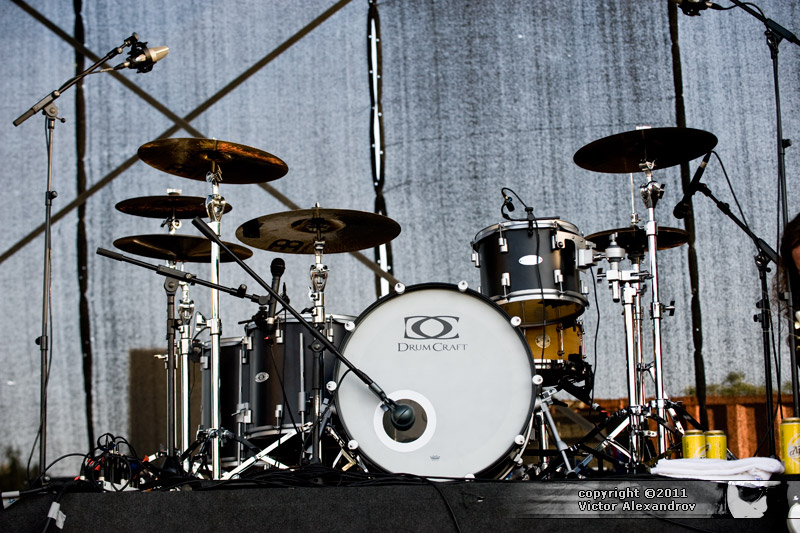 Tiamat drums