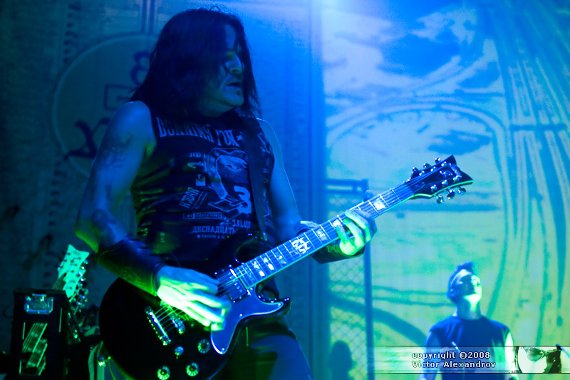 Tommy Victor & John Bechdel