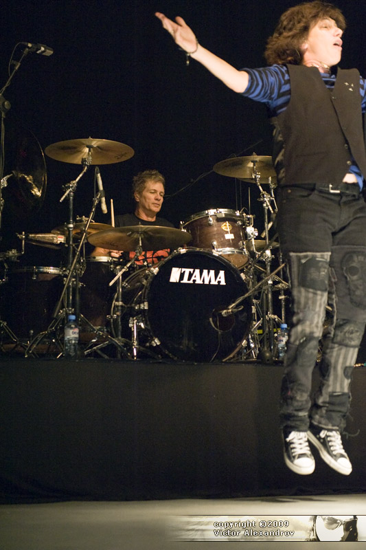 Pat Torpey & Eric Martin
