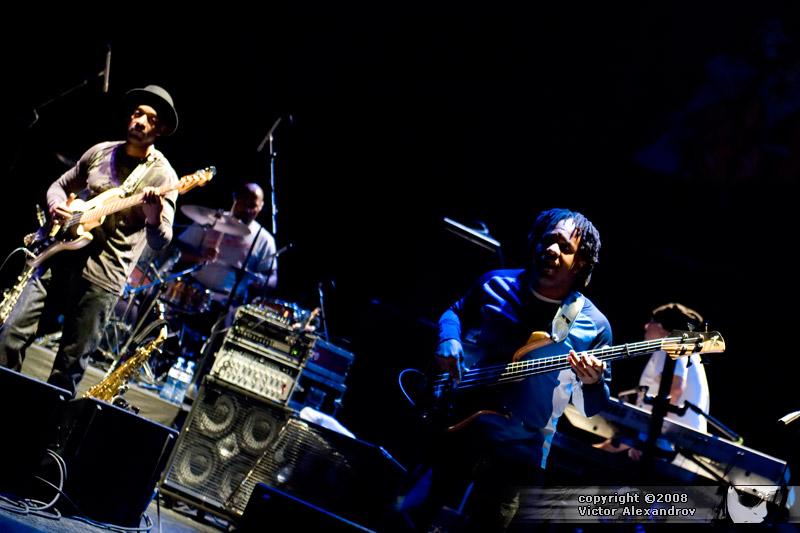 Victor Wooten & Marcus Miller