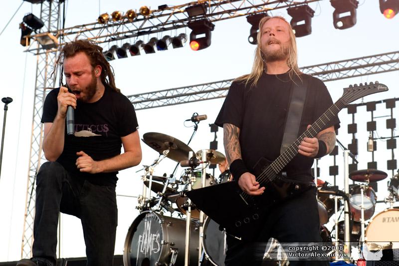 Anders Friden & Jesper Stromblad